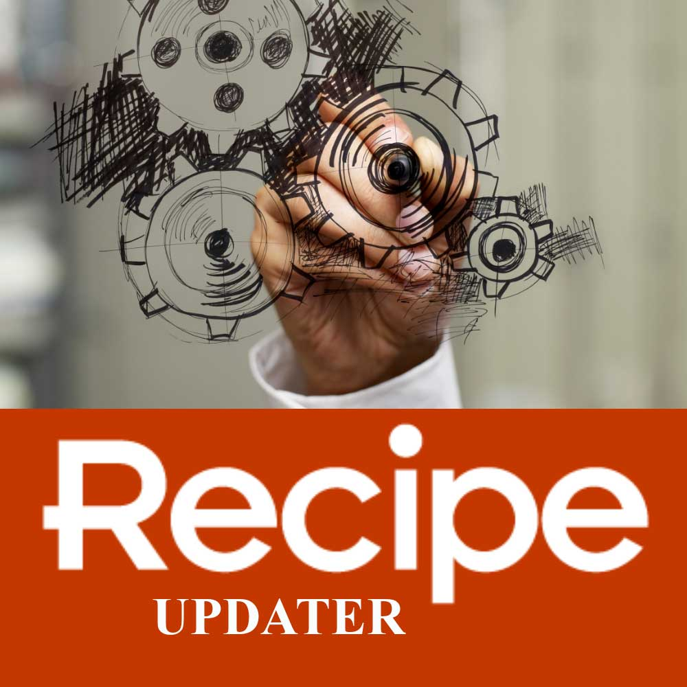 Automatic-Recipe-Updater
